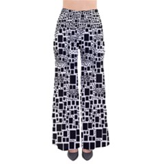 Block On Block, B&w Pants by MoreColorsinLife