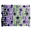 Block On Block, Purple Apple iPad 3/4 Hardshell Case (Compatible with Smart Cover) View1