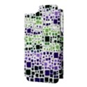 Block On Block, Purple Apple iPhone 5 Hardshell Case (PC+Silicone) View3