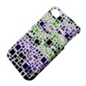 Block On Block, Purple Apple iPhone 4/4S Hardshell Case with Stand View4