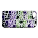 Block On Block, Purple Apple iPhone 5C Hardshell Case View1