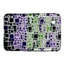 Block On Block, Purple Samsung Galaxy Tab 2 (7 ) P3100 Hardshell Case  View1