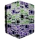 Block On Block, Purple iPad Mini 2 Flip Cases View3