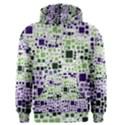 Block On Block, Purple Men s Pullover Hoodie View1
