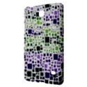 Block On Block, Purple Samsung Galaxy Tab 4 (7 ) Hardshell Case  View2