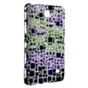 Block On Block, Purple Samsung Galaxy Tab 4 (7 ) Hardshell Case  View3