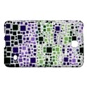 Block On Block, Purple Samsung Galaxy Tab 4 (8 ) Hardshell Case  View1