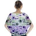 Block On Block, Purple Blouse View2