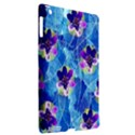 Purple Flowers Apple iPad 3/4 Hardshell Case (Compatible with Smart Cover) View2