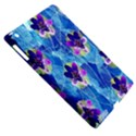 Purple Flowers Apple iPad 3/4 Hardshell Case (Compatible with Smart Cover) View5