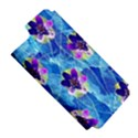 Purple Flowers Apple iPhone 5 Hardshell Case (PC+Silicone) View5