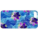 Purple Flowers Apple iPhone 5 Classic Hardshell Case View1
