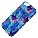 Purple Flowers Apple iPhone 5 Classic Hardshell Case View4