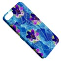 Purple Flowers Apple iPhone 5 Classic Hardshell Case View5