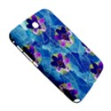 Purple Flowers Samsung Galaxy Note 8.0 N5100 Hardshell Case  View5
