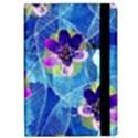 Purple Flowers iPad Air Flip View2