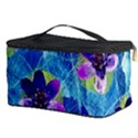 Purple Flowers Cosmetic Storage Case View3