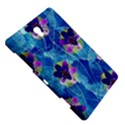 Purple Flowers Samsung Galaxy Tab S (8.4 ) Hardshell Case  View5