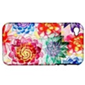 Colorful Succulents Apple iPhone 4/4S Hardshell Case (PC+Silicone) View1