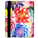 Colorful Succulents Samsung Galaxy Tab 10.1  P7500 Flip Case View2