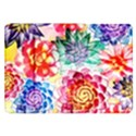 Colorful Succulents Samsung Galaxy Tab 8.9  P7300 Flip Case View1