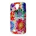 Colorful Succulents Samsung Galaxy S4 Classic Hardshell Case (PC+Silicone) View3