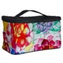 Colorful Succulents Cosmetic Storage Case View2
