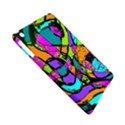 Abstract Sketch Art Squiggly Loops Multicolored Apple iPad Mini Hardshell Case (Compatible with Smart Cover) View5