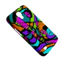 Abstract Sketch Art Squiggly Loops Multicolored Samsung Galaxy Mega 6.3  I9200 Hardshell Case View5