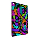 Abstract Sketch Art Squiggly Loops Multicolored iPad Air 2 Hardshell Cases View2