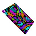 Abstract Sketch Art Squiggly Loops Multicolored iPad Air 2 Hardshell Cases View5