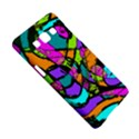 Abstract Sketch Art Squiggly Loops Multicolored Samsung Galaxy A5 Hardshell Case  View5