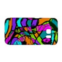 Abstract Sketch Art Squiggly Loops Multicolored Galaxy S6 Edge View1