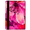 Geometric Magenta Garden iPad Air Flip View4