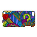 Pop Art Paisley Flowers Ornaments Multicolored Apple iPod Touch 5 Hardshell Case View1