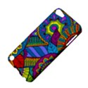 Pop Art Paisley Flowers Ornaments Multicolored Apple iPod Touch 5 Hardshell Case View4