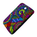 Pop Art Paisley Flowers Ornaments Multicolored Samsung Galaxy Note 8.0 N5100 Hardshell Case  View4