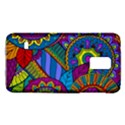 Pop Art Paisley Flowers Ornaments Multicolored Galaxy S5 Mini View1
