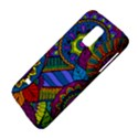 Pop Art Paisley Flowers Ornaments Multicolored Galaxy S5 Mini View4
