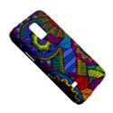 Pop Art Paisley Flowers Ornaments Multicolored Galaxy S5 Mini View5