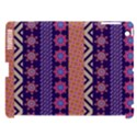 Colorful Winter Pattern Apple iPad 3/4 Hardshell Case (Compatible with Smart Cover) View1