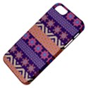 Colorful Winter Pattern Apple iPhone 5 Classic Hardshell Case View4