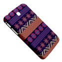 Colorful Winter Pattern Samsung Galaxy Tab 3 (7 ) P3200 Hardshell Case  View5