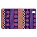 Colorful Winter Pattern Samsung Galaxy Tab Pro 8.4 Hardshell Case View1