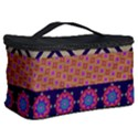 Colorful Winter Pattern Cosmetic Storage Case View2