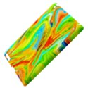 Happy Multicolor Painting Apple iPad 3/4 Hardshell Case View4