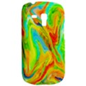 Happy Multicolor Painting Samsung Galaxy S3 MINI I8190 Hardshell Case View2
