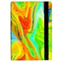 Happy Multicolor Painting iPad Air 2 Flip View2