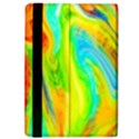 Happy Multicolor Painting iPad Air 2 Flip View4