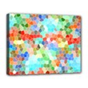 Colorful Mosaic  Canvas 14  x 11  View1